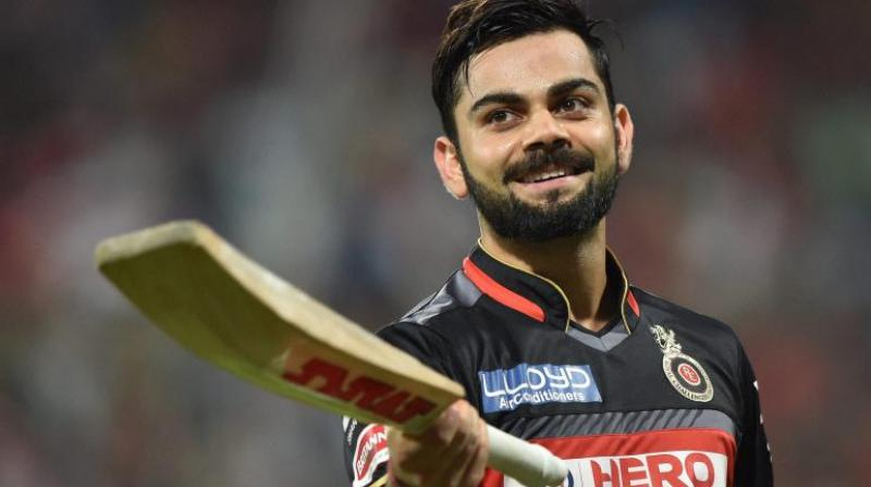 Virat, who has part of the franchise since the very first season, will continue to lead the side who are chasing their first Indian Premier League title. (Photo:PTI)