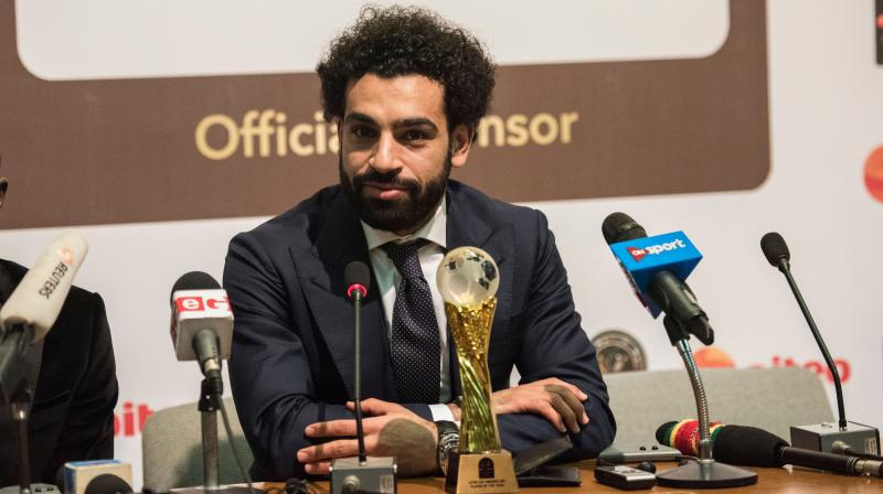 Oliseh: Salah Fully Deserved His CAF Player Of The Year Award