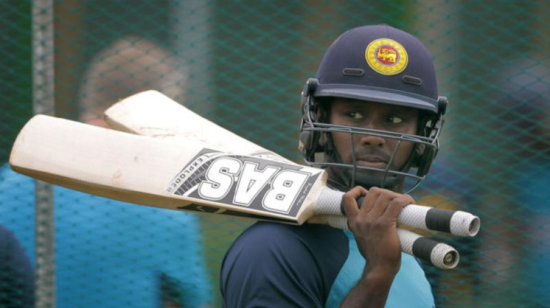 Angelo Mathews: Sri Lanka all-rounder regains limited-overs captaincy