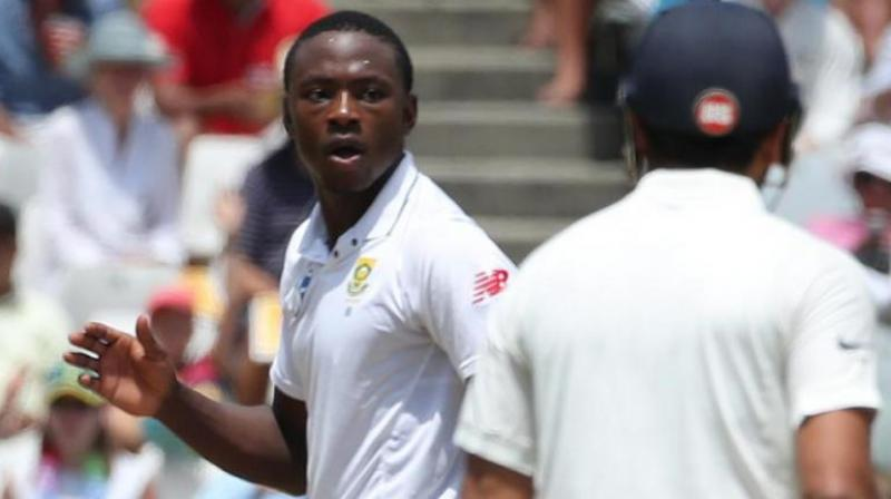 Kagiso Rabada has long been thought of as a special talent, particularly in his homeland where the desire for role-models for young black cricketers burns strong. (Photo: BCCI)