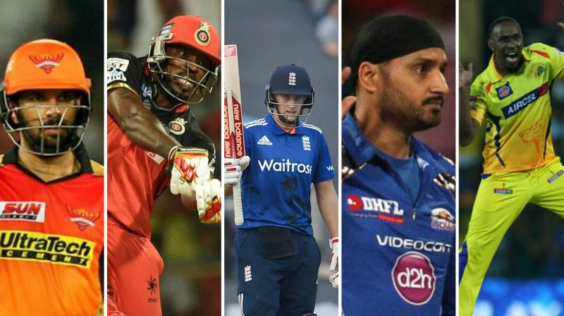 Root, Gayle, Stokes among star attractions in IPL auction
