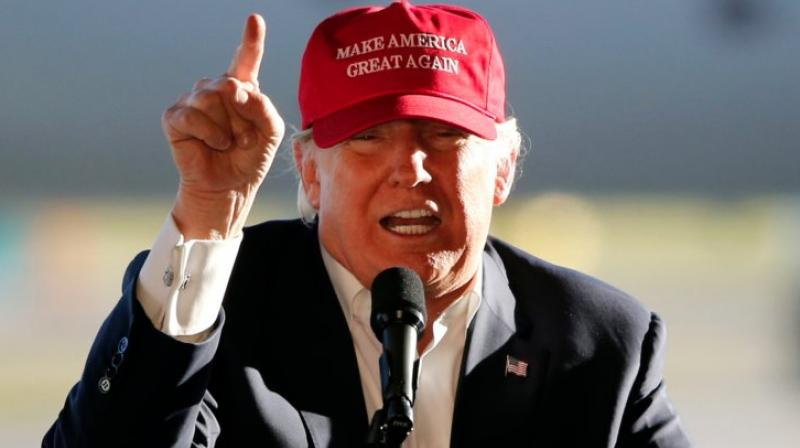 Donald Trump announces 2020 campaign slogan - 'Keep America Great!'