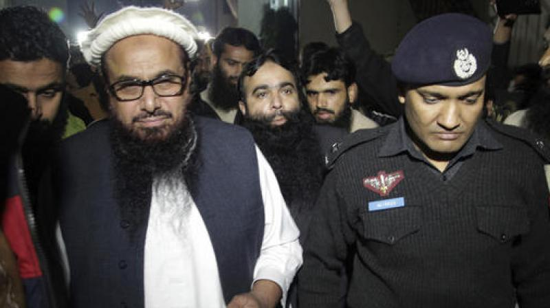 Hafiz Saeed the Mumbai attack mastermind was detained on January 30 along with four of his associates