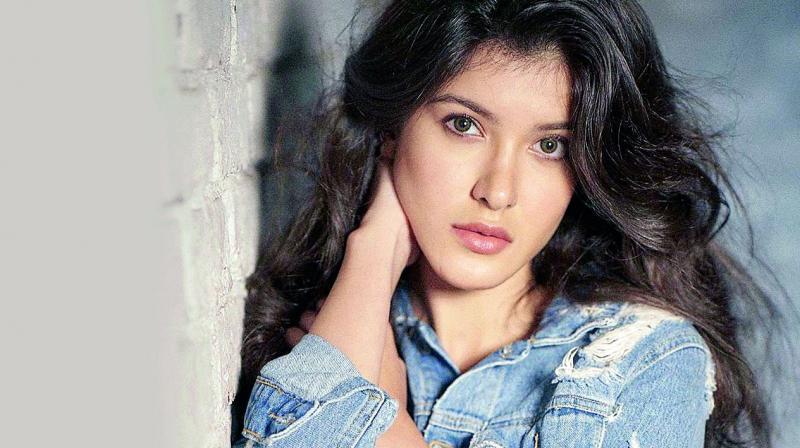 Shanaya Kapoor.