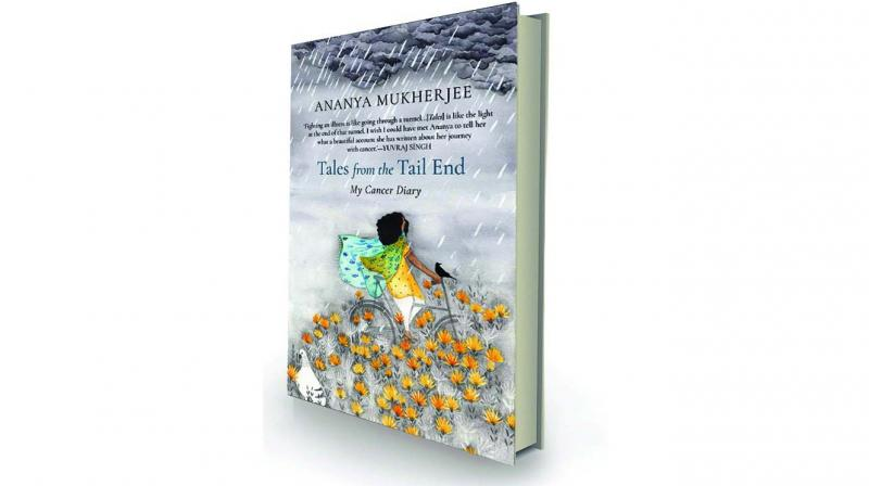 Tales from the tail end: my cancer diary, by Ananya Mukherjee Speaking Tiger, Rs 399