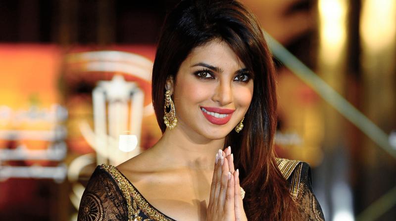 Priyanka Chopra's 'Quantico' is currently airing worldwide.