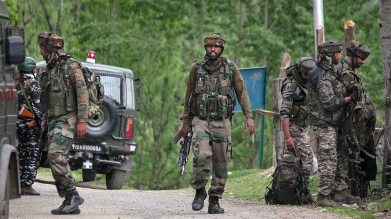 Horror in Handwara again: 3 CRPF men killed in militant ambush