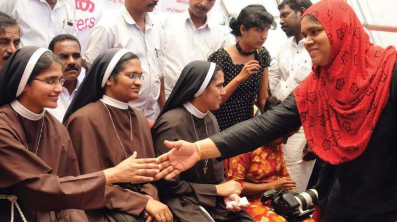 Sister Anupama said that taking into account the extraordinary situation prevailing in Jalandhar and in view of the rape case against bishop Franco Mulakkal, the apostolic  administrator has the right to take a decision.