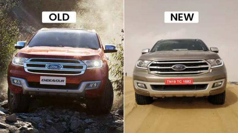 The 2019 Ford Endeavour will launch in India on 22 February 2019.