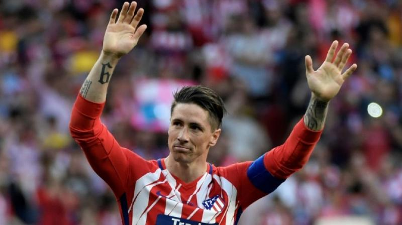 Torres has put an end to his 18-year long career with different clubs. (Photo: AFP)