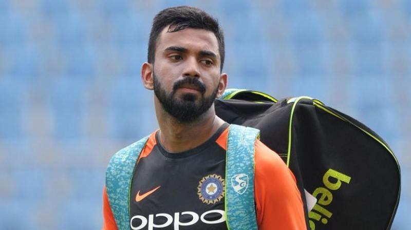 The 27-year-old Mangaluru-born Rahul has so far scored 94 runs in three matches in the ongoing World Cup. (Photo: AFP)