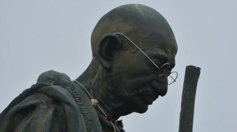Signed 1931 photo of Mahatma Gandhi fetches over $40,000 at auction. (Photo: Pixabay)