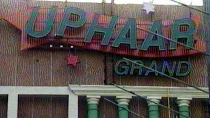 At least 59 people died of asphyxia and over 100 others were injured in the stampede after fire broke out in Uphaar cinema on June 13, 1997, during the screening of J.P. Dutta's film 'Border'. (Photo: File)