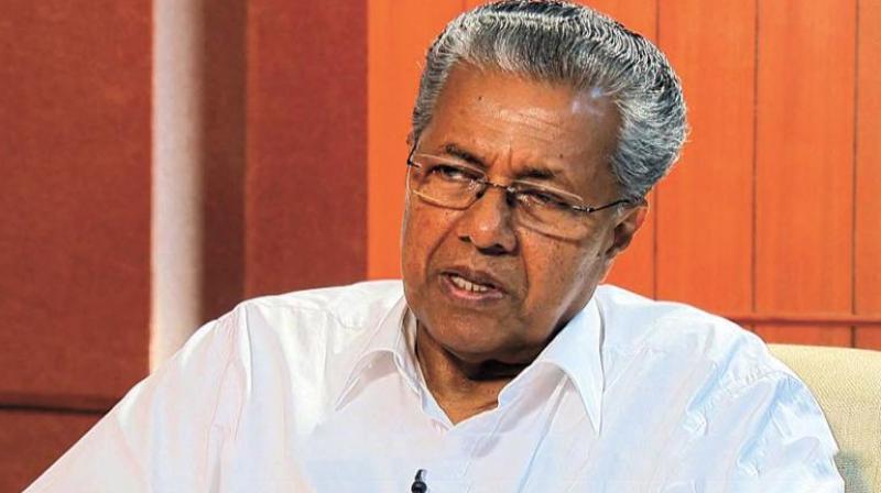 Kerala Chief Minister Pinarayi Vijayan (Photo: PTI)