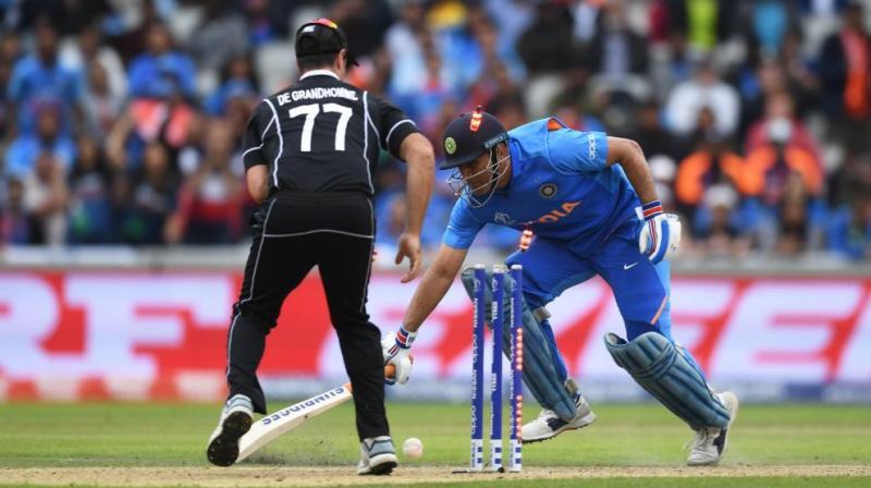 ICC CWC'19: Has Mahendra Singh Dhoni played his last innings?