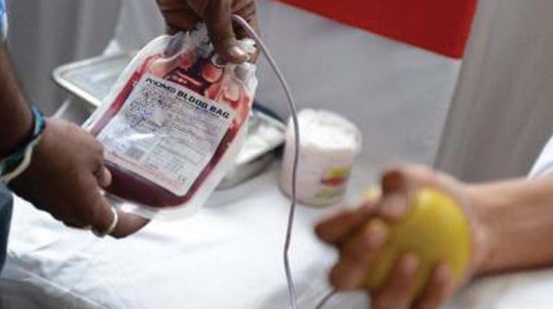 Many hospitals/ blood banks in the country and the state are yet to install the NAT facility.