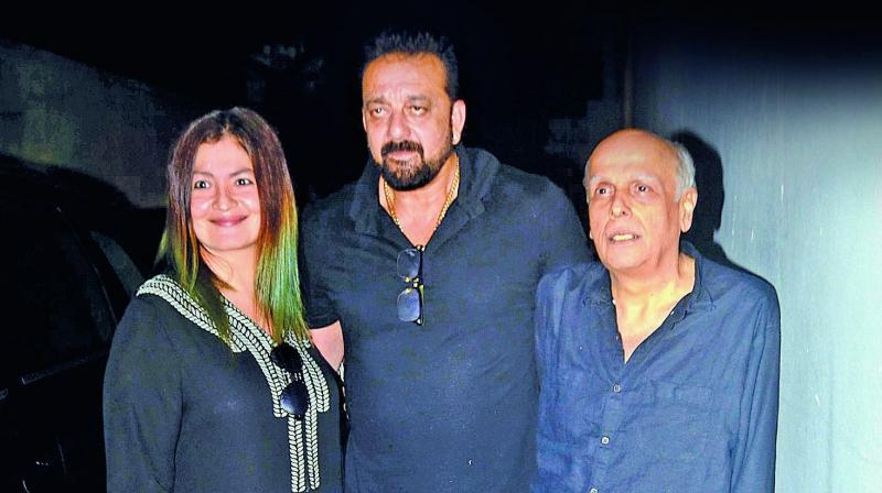 Producer Pooja Bhatt confirms that the team starts shooting with Sanjay Dutt from May and that Alia Bhatt will join them later in July.