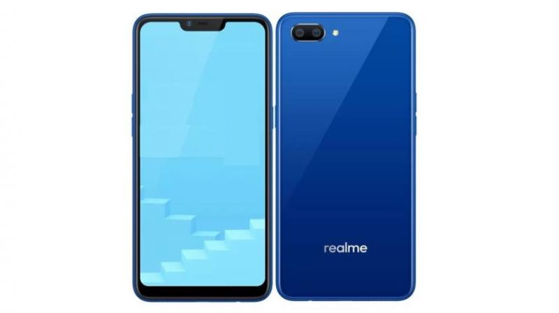 Realme C1 Launched In India Specifications And Price