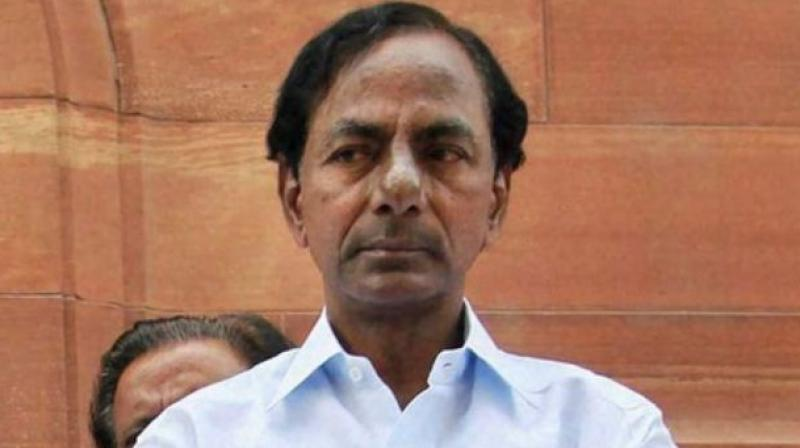 Telangana Chief Minister K. Chandrashekar Rao