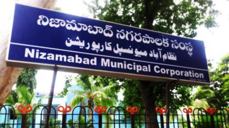 Nizamabad Municipal Corporation