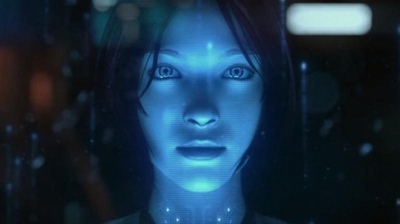 The name 'Cortana' was adapted from the Halo video-game series where Cortana is an artificial intelligence. (Photo: GSMarena)