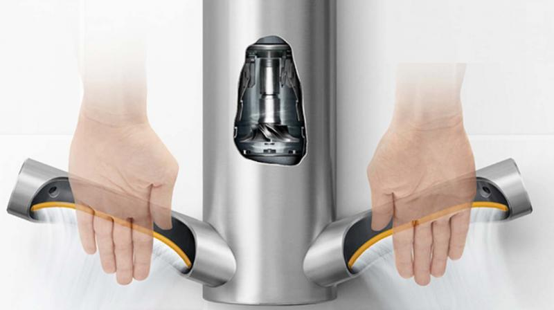 Dyson, turned to the HEPA or High Efficiency Particulate Air filter found in all room air purifiers -- a fine mesh that removes 99.97 per cent of all microbe-sized particles.