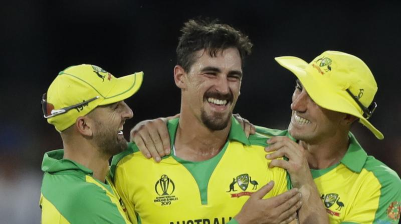 Captain Aaron Finch said the nets session injuries were not ideal but the batsmen needed to be ready to face top-shelf quicks like India's Jasprit Bumrah and South Africa's Kagiso Rabada. (Photo: AP)