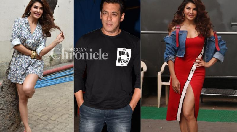 The team of 'Race 3' went all out for the promotions of their venture and were snapped in Mumbai on Sunday. (Photo: Viral Bhayani)