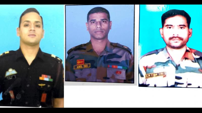 Three Indian Army personnel awarded Shaurya Chakra for J-K counter-terror operations