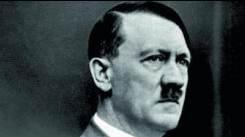 Nazi leader Adolf Hitler. (Photo: AFP)