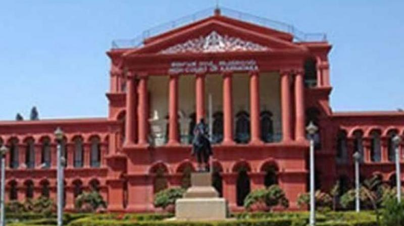 Karnataka High Court.