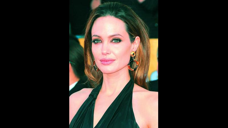 Angelina Jolie says the world needs more wicked women