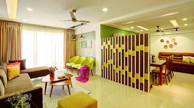 When Sherin decided to end her 14-year-old Bengaluru life and move to Kerala, she and her husband Dennis wanted to finally have their own home — a spacious and quiet one near to her office in Infopark, Kochi.