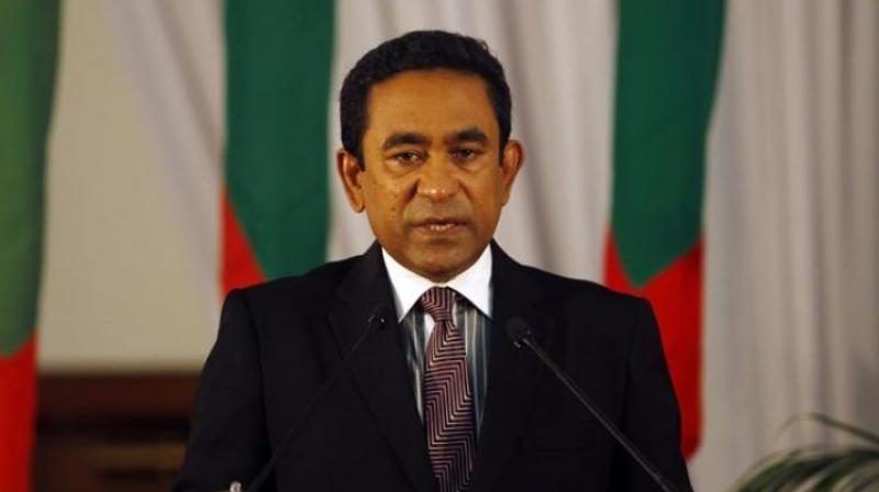 Yameen says he had to declare a State of Emergency as there was no way to hold the justices accountable.