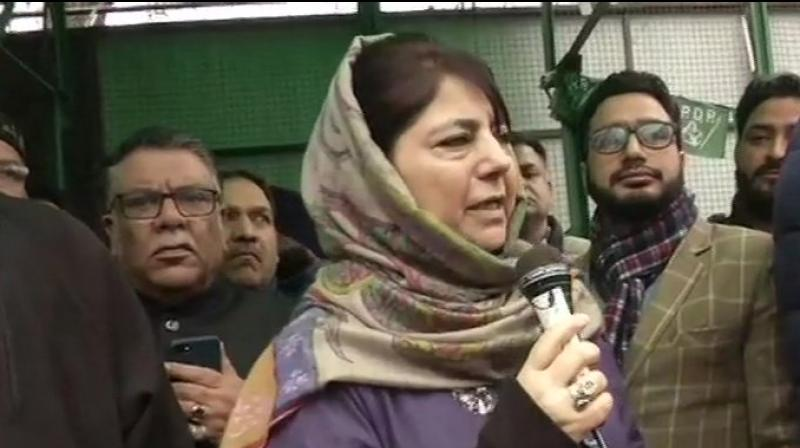 Earlier on Saturday, authorities in Kashmir sealed several properties belonging to Jamaat-e-Islami (JeI), including residences of some of its activists. (Image: ANI)