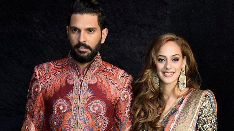 Hazel Keech's emotional message for husband Yuvraj Singh after