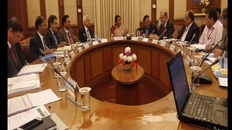The last meeting of the FSDC was held on June 19, in which the global and domestic economic situation and financial stability issues including, inter-alia, those concerning banking and NBFCs were reviewed among others.  (Photo: ANI)