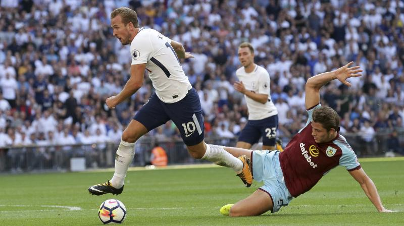 Harry Kane is back in form. (Photo: AP)