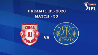 KXIP VS RR  Match 50, DREAM11 IPL 2020, T-20 Match