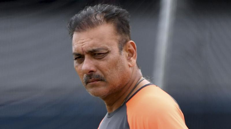 """""""Last three years, we won nine matches overseas and three series. I can't see any other Indian team in the last 15-20 years who've had that kind of run in such a short time. And you've had some great players in those series,"""" said India head coach Ravi Shastri during the press conference on Wednesday. (Photo: AP)"""