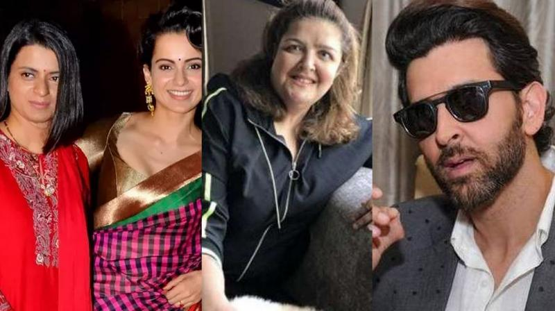 Hrithik Roshan's Ex-Wife Sussanne Khan Says Sunaina Is In 'Unfortunate Situation'