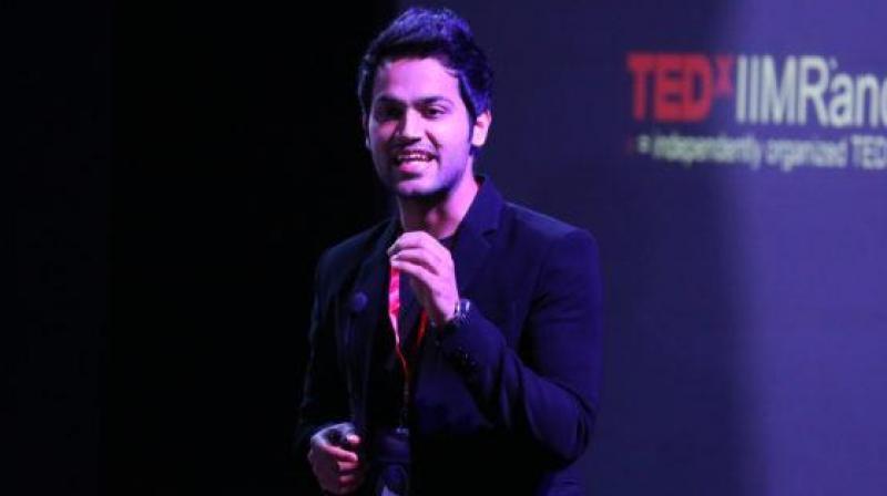 Raj Shamani.