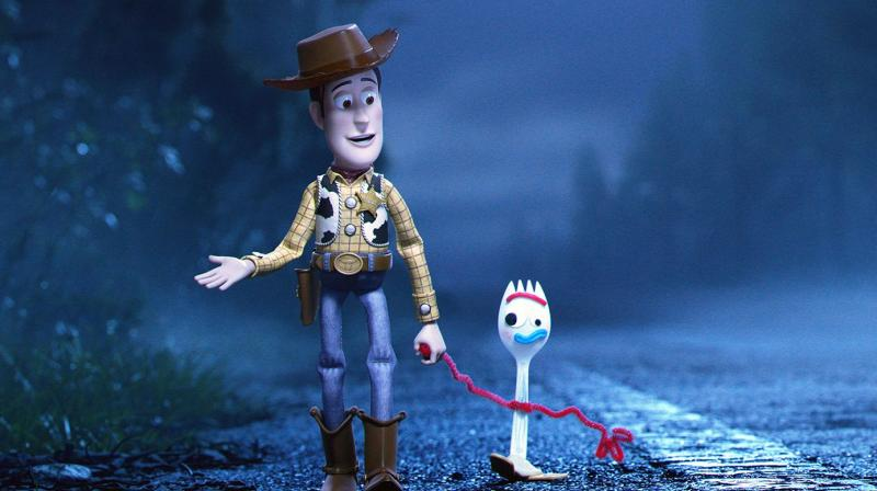 A still from 'Toy Story 4'.
