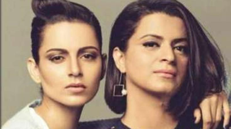 I promise Kangana won't apologise: Rangoli clears actor's stand after row with media