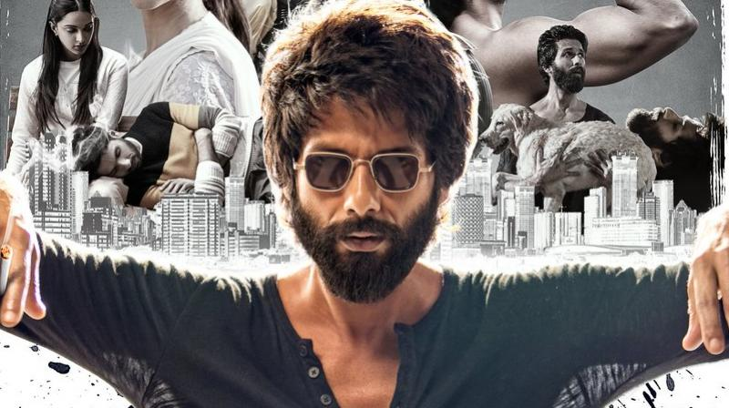Shahid Kapoor in Kabir Singh. (Photo: Twitter)