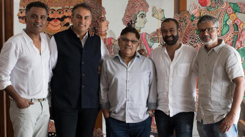 The makers are targeting pan-India as well as the global audience.
