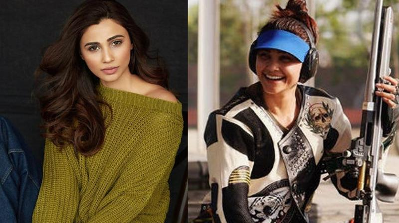 See photo: Daisy Shah receives shooting licence; aspires to become a 'renowned shot'