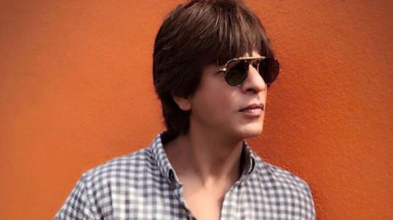 Shah Rukh Khan. (Photo: Instagram)