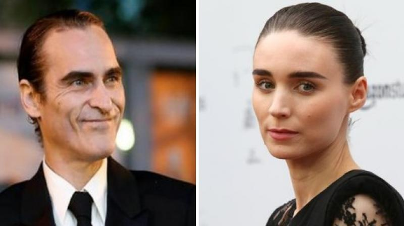 Joaquin Phoenix and Rooney Mara are engaged!