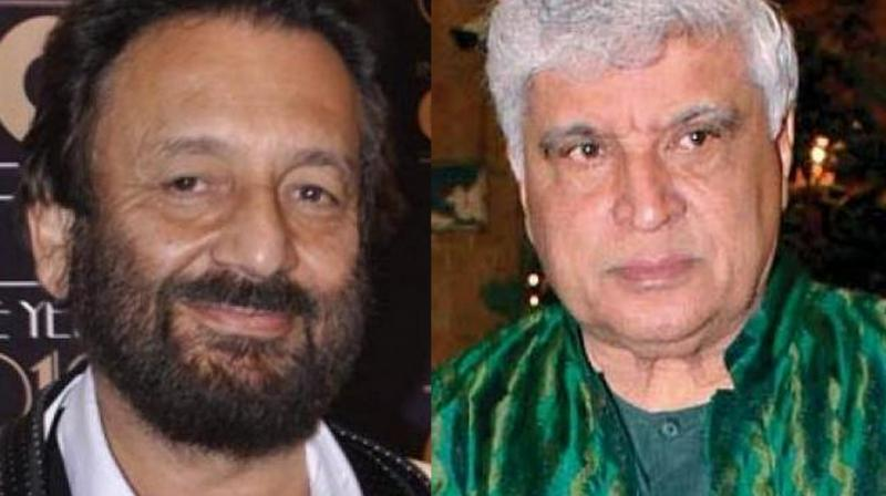 Javed Akhtar asks Shekhar Kapoor to see 'a good psychiatrist'; read tweets